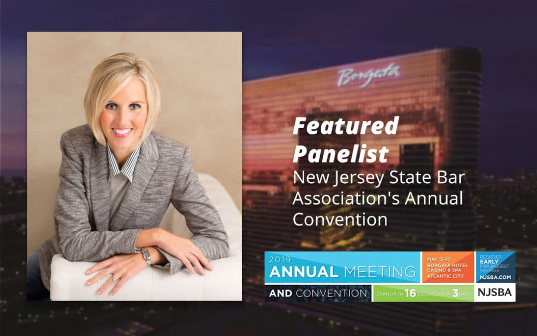 Megan S. Murray Featured Panelist At New Jersey State Bar Association Convention