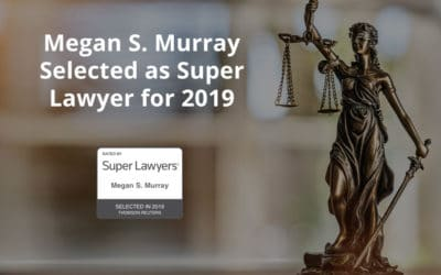 New Jersey Monthly Names Megan S. Murray 2019 Super Lawyer