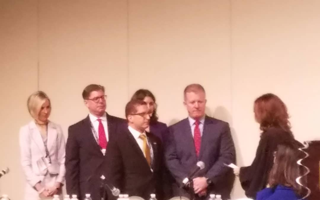 Megan S. Murray Esq. Sworn  In At NJ State Bar Association