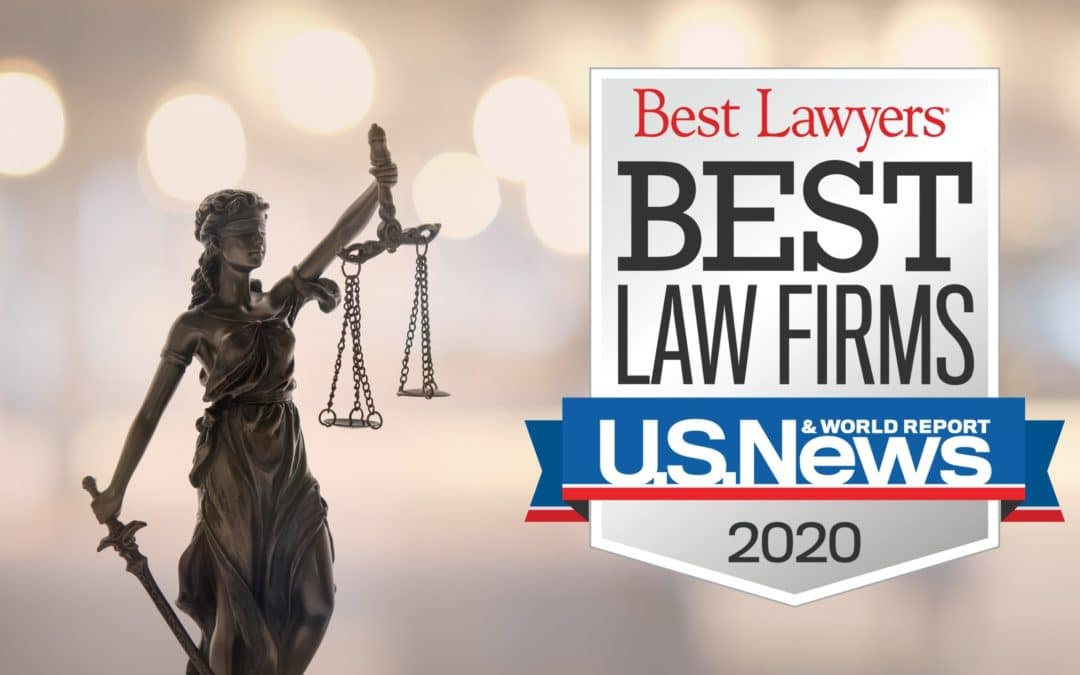 "The Family Law Offices of Megan S. Murray Recognized as Tier 1 ""Best Law Firm"""